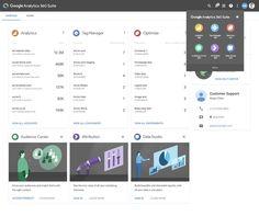 Google lance une nouvelle suite basée sur Google Analytics qui inclut une Data Management Platform, un Data Studio et son gestionnaire de tag, entre autres.