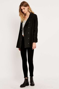BDG Trench Coat