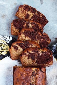 Chocolate Banana Bread | urbanbakes.com