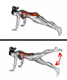 10 Simple Moves to Get a Tiny Waist and a Flat Stomach Abdominal Muscles, You Fitness, Physical Fitness, Fitness Workouts, Workout Hiit, Workout Routines, Rectus Abdominis Muscle, Flat Abs, Upper Body