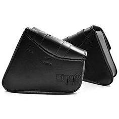 2 X Motorcycle Saddle Bags