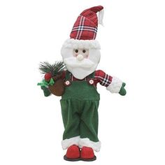 Kanzd Christmas Soft Toy Santa Claus Decoration Snowman Angel Ornament Holiday Kid Doll Gift (Green) Angel Ornaments, Christmas Ornaments, Baby Christmas Gifts, Developmental Toys, Green Gifts, Toys Online, Child Doll, Holidays With Kids, Baby Gifts