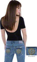 Pittsburgh Steelers Women's Alyssa Denim Jeans - Touch by Alyssa Milano $34.99 http://www.fansedge.com/Pittsburgh-Steelers-Womens-Alyssa-Denim-Jeans---Touch-by-Alyssa-Milano-_1337625320_PD.html?social=pinterest_pfid32-10221