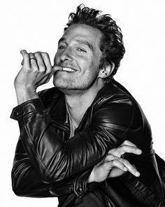 Matthew McConaughey Covers L'Optimum December 2014/January 2015 Issue