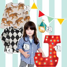 Let's go to the circus // www.kid-a.gr #kids