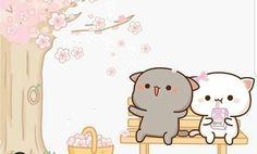 Read 10 from the story my bride by (heart to heart) with reads. Cute Bunny Cartoon, Cute Cartoon Pictures, Cute Love Cartoons, Cute Bear Drawings, Cute Cartoon Drawings, Cute Kawaii Drawings, Walpapers Cute, Cute Love Gif, Cute Art