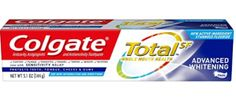 Colgate Total Whitening Toothpaste 5.1 ounce Advanced Whitening for $1.49 only Beautiful Smile, Cavities, Whitening, Personal Care, Health, Self Care, Health Care, Personal Hygiene, Dental Caries