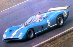 1970 Huayra Spyder Ford Sport Prototipo Argentina