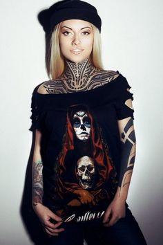 Teya Salat #tatts #ink #tattoo
