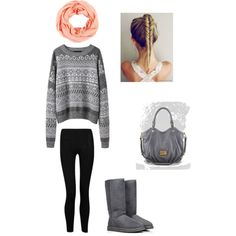 """Comfy outfit"" by ryann22400 on Polyvore"