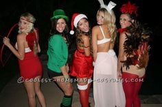 happy holidays group costume idea for halloween – Valentines Day ...