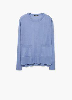 Pullover maglia sottile | MANGO