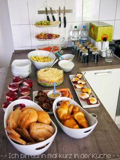 Kuchen fingerfood buffet