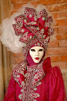 Garry Platt, Flickr. Carnival, Venice.