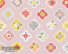 AS Creation Oilily Home 8-96122-3 Papiertapete bunt Blumen