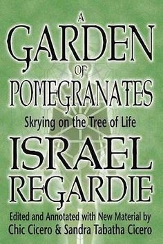 A #garden of #pomegranates by israel #regardie (paperback, 1996),  View more on the LINK: http://www.zeppy.io/product/gb/2/331756586882/