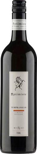 Optimiste | Wines of Mudgee | Tempranillo