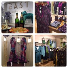 EAST High Street Kensington Store, Collection, Champagne and Canapes Canapes, End Of Summer, Winter Wardrobe, Champagne, Street, Stylish, Collection, Capsule Wardrobe Winter, Walkway
