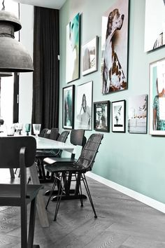HK Living | Grey + a hint of colour - STIL inspiration