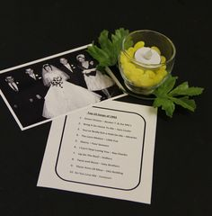 50th Wedding Anniversary ideas for my grandparents!