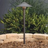Found it at Wayfair - Dome Path Light