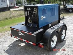 Miller-Big-Blue-Welder-Generator