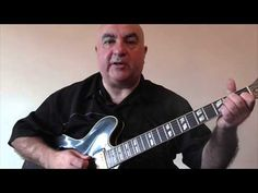 Blues Turnarounds for Guitar - YouTube