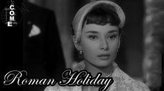 ♪ Roman Holiday (1953) Full Movie