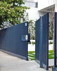 Znalezione obrazy dla zapytania concrete modern fence