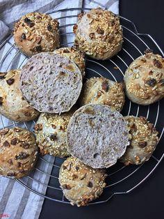 Dinkel-Walnuss-Krusties…wunderbares Frühstück | Backen mit Leidenschaft