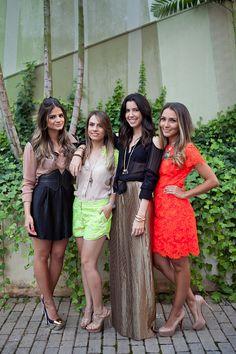 Thássia, Patrícia Bonaldi e minhas blogueiras favoritas: Camila Coutinho (GE) e Lalá Noleto.