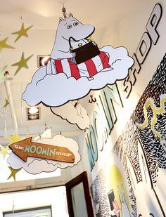 PLANarama for The Moomin Shop. Moomin Shop, Moomin Valley, Retail Interior, Snoopy, Interiors, Fictional Characters, Shopping, Art, Art Background
