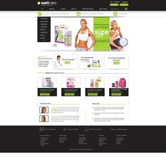 It's the website that deals with health and fitness, diet and slimming, food and nutrition related items. It has been designed by the talented professionals of Esolz Technologies Pvt Ltd.
