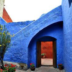 Colorful Arequipa Peru - Latin America - Street - Travel