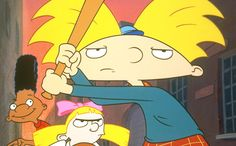 Nickelodeon's 'Hey Arnold!' movie gets title; 19 original voice actors returning