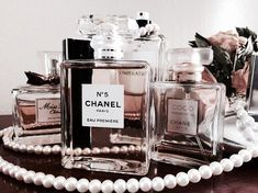 Find images and videos about beauty, aesthetic and chanel on We Heart It - the app to get lost in what you love. Perfume Diesel, Perfume Bottles, Perfume Tray, Perfume Versace, Parfum Chanel, Perfume Calvin Klein, Cristian Dior, Rose Gold Theme, Beauty Products