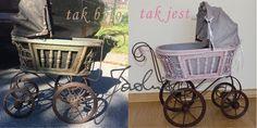 stary - nowy wózek
