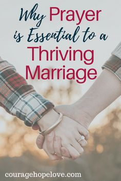 Looking back I had no idea how important devoted and strategic prayer was to a healthy and thriving marriage.