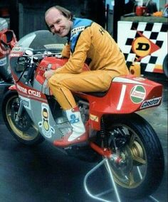 Mike Hailwood Ducati 900 NCR