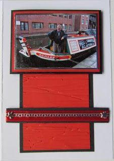 Narrowboat Mr David