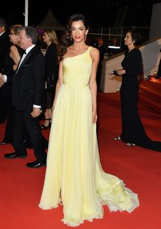 Amal Clooney Cannes