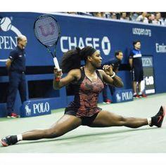 2015 USOPEN Serena-Williams-wins-match-over-Bethanie-Mattek-Sands Serena Williams Tennis, Venus And Serena Williams, My Black Is Beautiful, Beautiful Women, Golf Sport, Professional Tennis Players, West Palm Beach, Athletic Women, Female Athletes