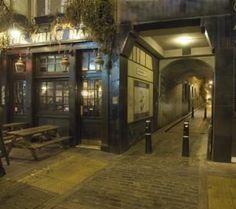 Jack The Ripper walk (such a tourist sometimes)