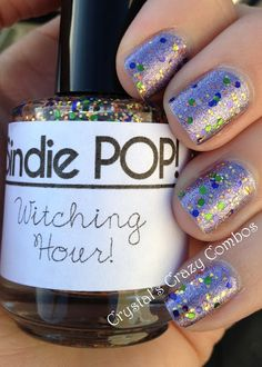 Crystal's Crazy Combos: Sindie POP! Witching Hour!