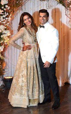 Bipasha Basu, Karan Singh Grover's starry wedding reception.