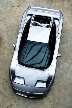 1991 Bugatti EB110, pined from Henning Belgum Ruud