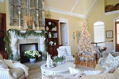 Great Room-Christmas 2017-Housepitality Designs