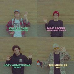 My new favorite band. The fact that they're from the bay makes it even better