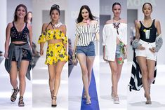 Top 5 summer fashion trends from Bench Fashion Week. #fashion #style #dress #cloth #beauty