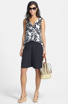 Travel Outfit Ideas for Wedge Shoes